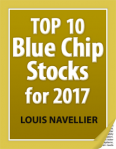 Top 10 Blue Chip Stocks for 2017