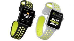 Gift guide 2016 best smartwatch, Apple Watch Nike+