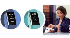 Gift guide 2016 best smartwatch, Fitbit Charge 2