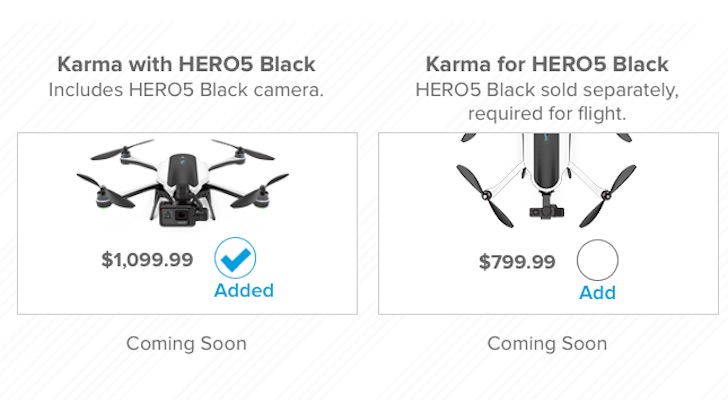GoPro Karma drone will return to the skies in 2017