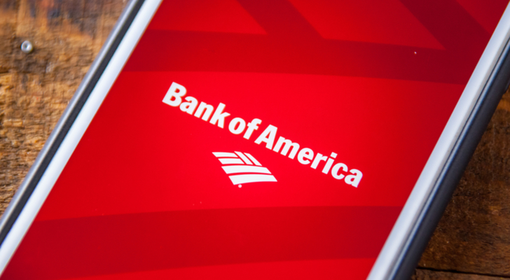 bac stock bank of America Corp stock