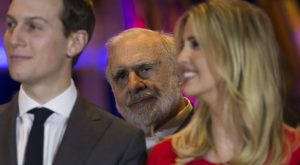 Trump's Special Adviser Carl Icahn Comes to America's Rescue