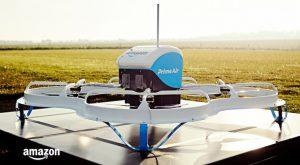 Amazon.com, Inc. (AMZN) Obtains New Amazon Drone Patents