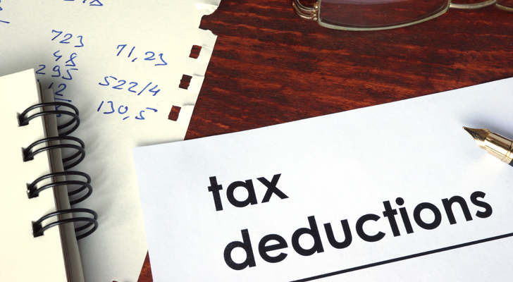 Tax deductibility of executive stock options