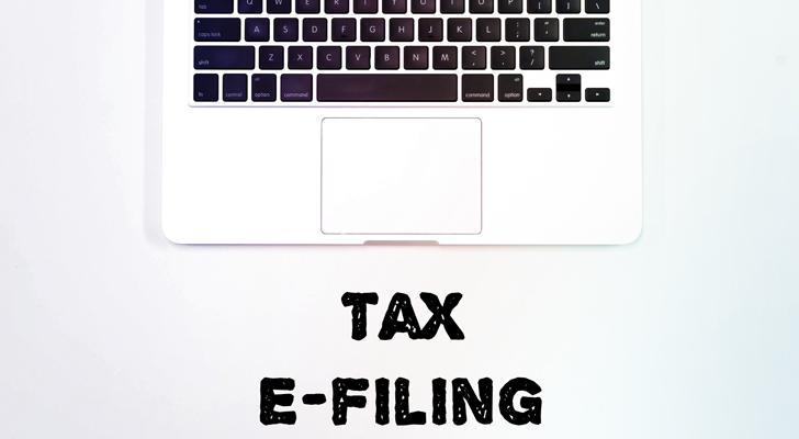 Tax filing stock options
