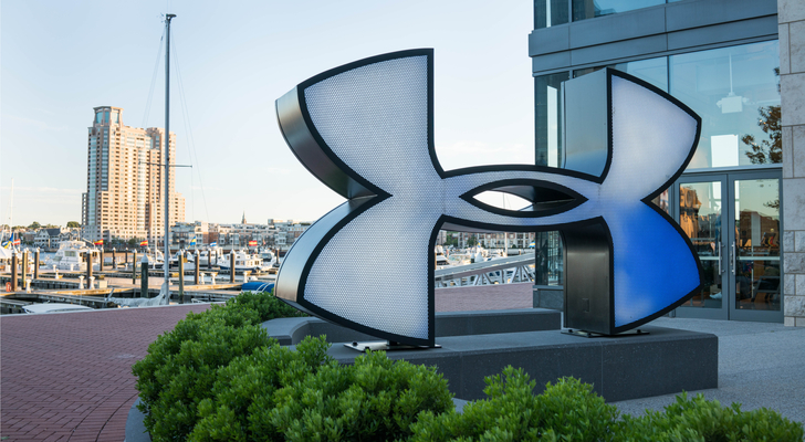 Super Bowl Stocks to Sell: Under Armour (UAA)