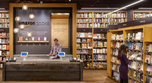 Here's How Amazon.com, Inc. (AMZN) Bookstores Aren't Actually Bookstores