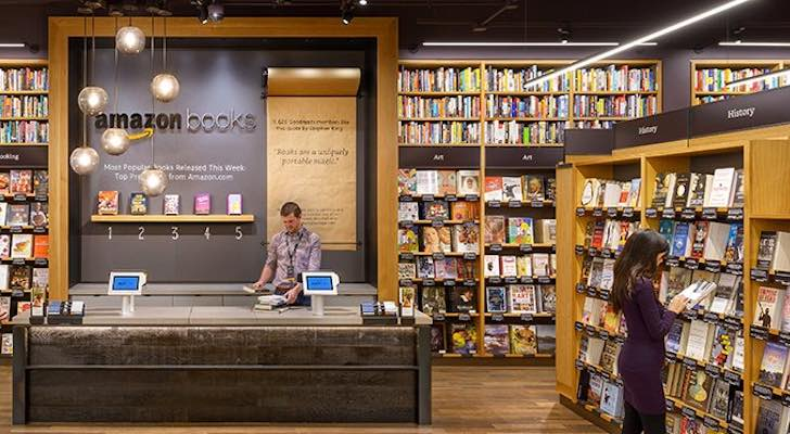 Amazon Go - Amazon's Second Cashierless Store Boosts Physical Presence