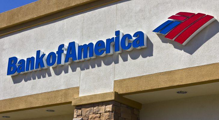 bank of America stock BAC stock