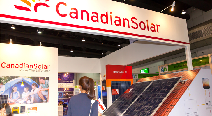 High-Risk Stocks to Buy: Canadian Solar (CSIQ)