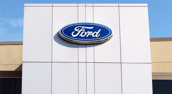 Dividend Stocks to Buy for Double-Digit Returns: Ford Motor Company (F)