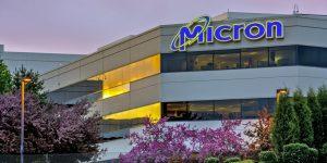 Micron stock