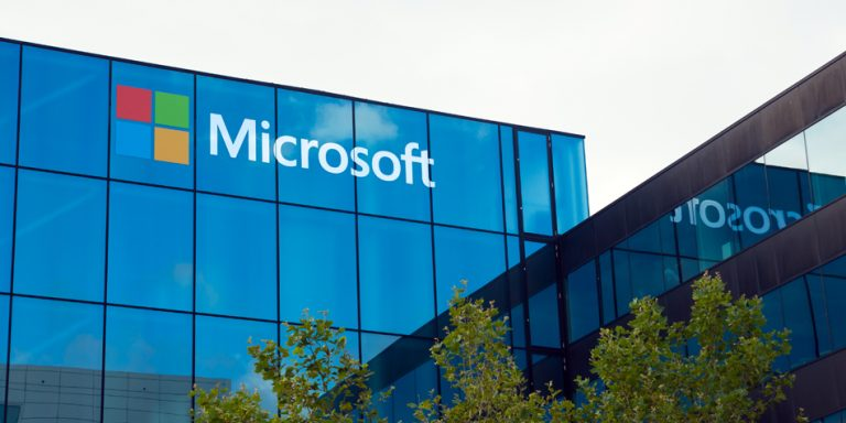 Microsoft Corporation (NASDAQ:MSFT) stock photo