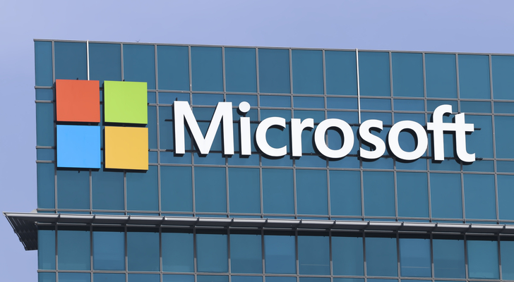 Top Performer of the day: Microsoft Corporation (MSFT)