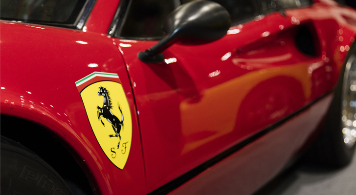 Top Growth Stocks: Ferrari (RACE)