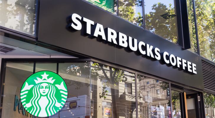 Starbucks stock SBUX stock