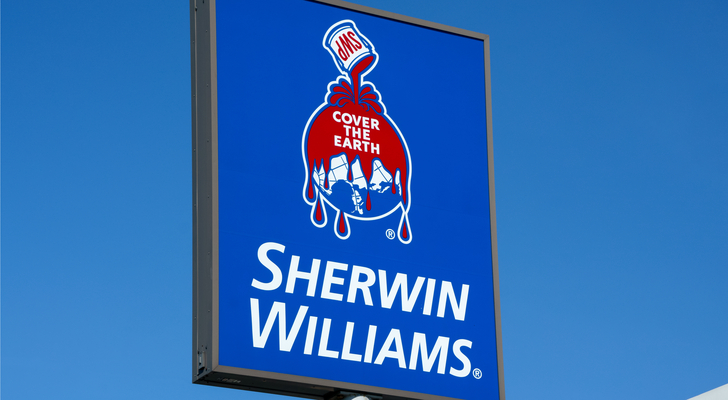 Triple-A Stocks to Buy: Sherwin-Williams (SHW)