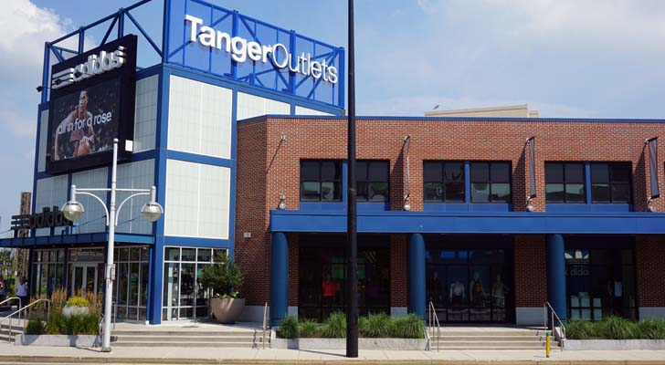 Stocks to Buy on the Dip: Tanger Factory Outlet Centers (SKT)