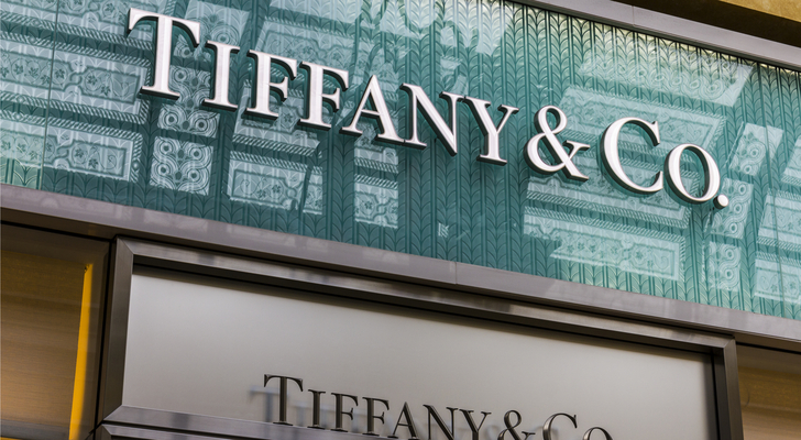 Valentine's Day Stocks to Buy Today: Tiffany (TIF)