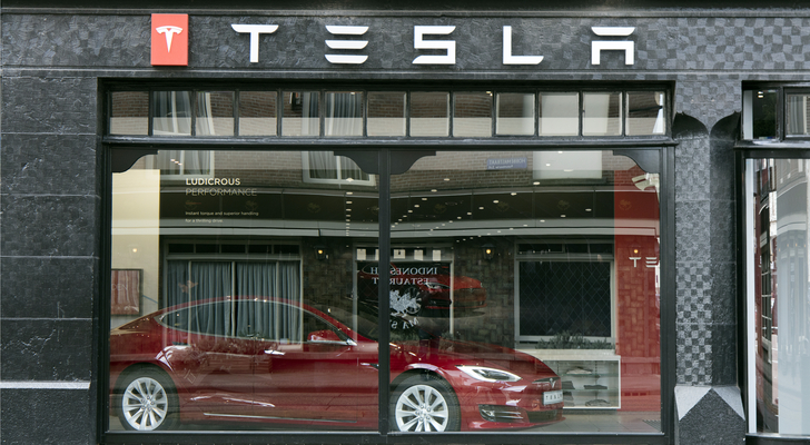 Tesla Inc. (TSLA) Short Interest Down 9.7% in September