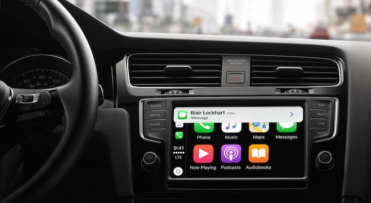 What Apple Inc. (AAPL) Self-Driving Car Technology Looks Like | InvestorPlace
