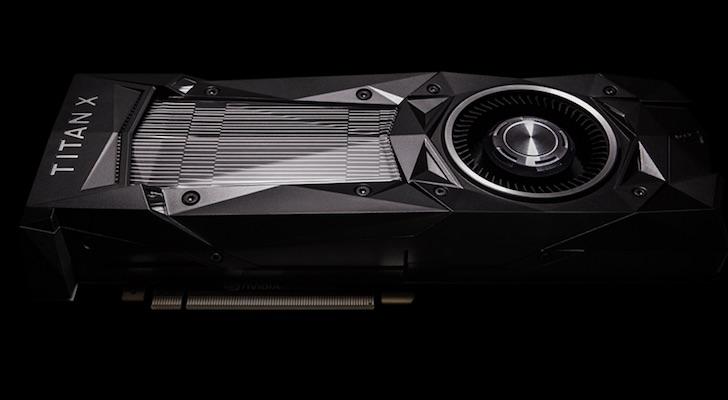 Nvidia (NVDA) Titan XP
