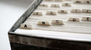 Tax Tips for 2018: Get Organized
