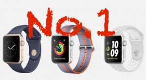 Apple Inc. Overtakes Fitbit Inc as World's Top Wearables Vendor