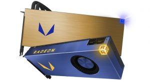 Advanced Micro Devices, Inc. (AMD) Announces Powerful New Radeon Vega Graphics Card