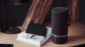 High-Tech Father's Day Gift Guide 2017: Libratone ZIPP Nordic Black Wireless Speaker