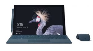 High-Tech Father's Day Gift Guide 2017: New Microsoft Surface Pro