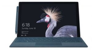 Microsoft Corporation (MSFT) Takes on Apple With New Surface Pro