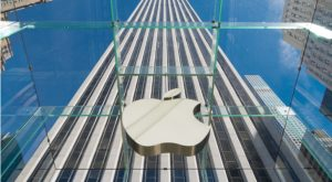 10 Tech Stocks That Transformed Their Business: Apple (AAPL)
