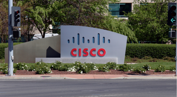 Cisco Systems, Inc. (CSCO) Position Increased by Bank Hapoalim BM