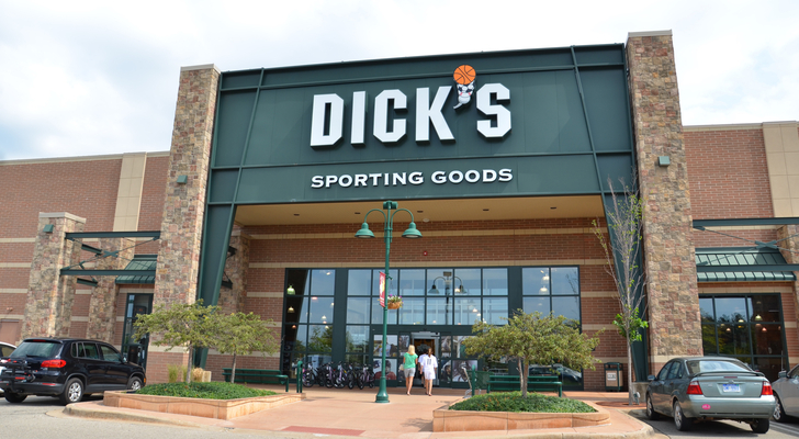 Dicks Sporting Goods Inc (DKS) Is the Quintessential Retail Stock