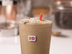 Dunkin' Donuts Giving Away Free Scoop of Frozen Coffee Today!