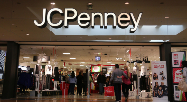 Active Volume Stock: JC Penney Company, Inc. (JCP)