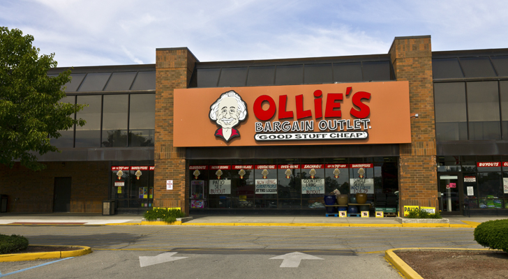 consumer stocks Ollie's Bargain Outlet (OLLI)