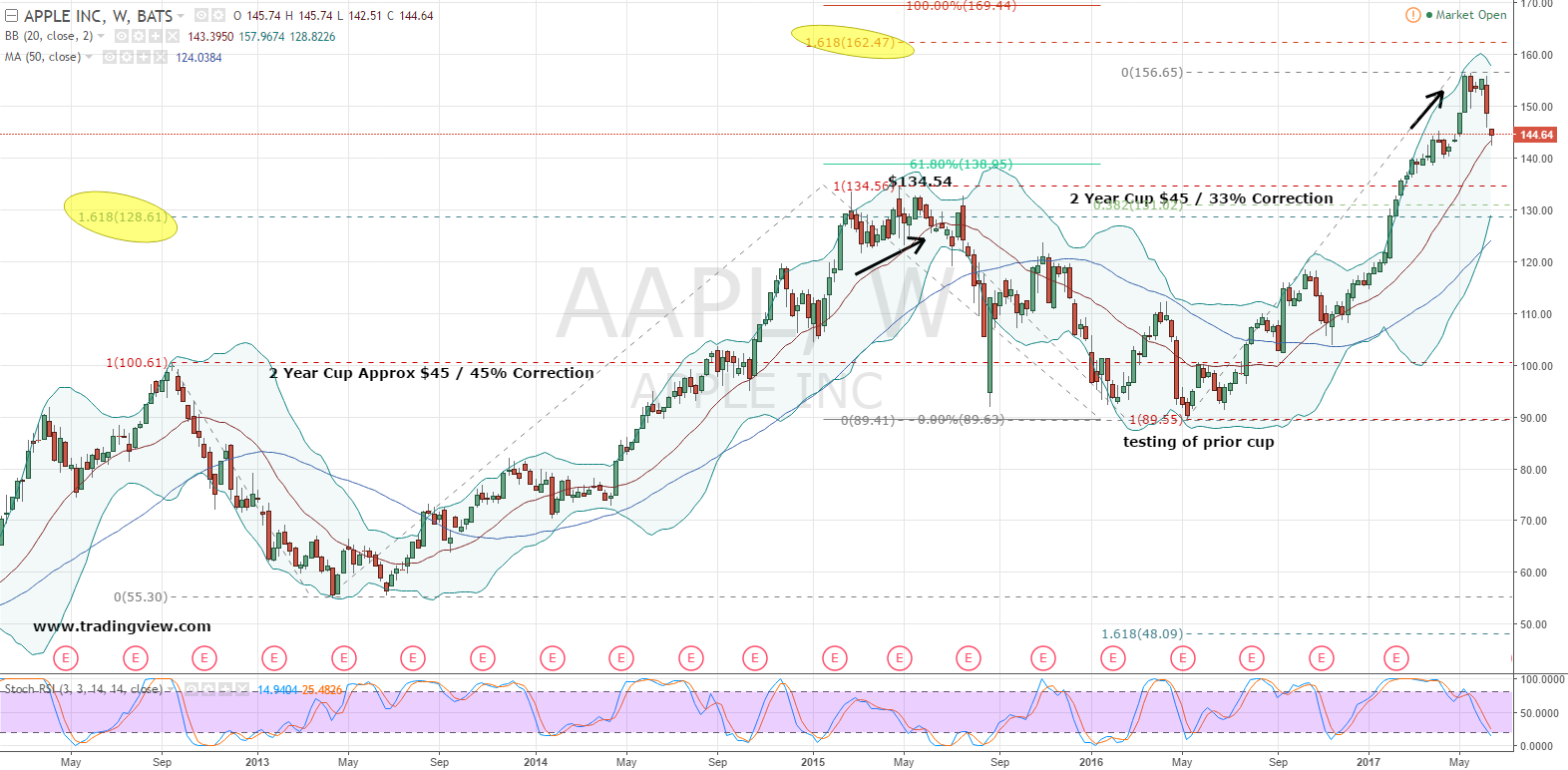 Aapl stock bruised apple inc aapl stock can still pay you