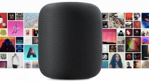 "Apple Inc. (AAPL) HomePod ""Siri Speaker"" Will Battle With Amazon's Echo"
