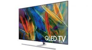 Best 4K TVs: Samsung 65-inch Class Q7F QLED 4K TV