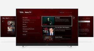 Best 4K TVs: TCL Roku TV C-Series