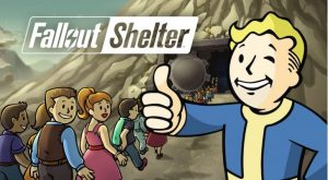 Biggest E3 New Video Game Announcements: E3 2015, Fallout Shelter for iOS