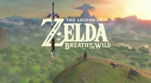 Biggest E3 New Video Game Announcements: E3 2014, Legend of Zelda: Breath of the Wild for Wii U