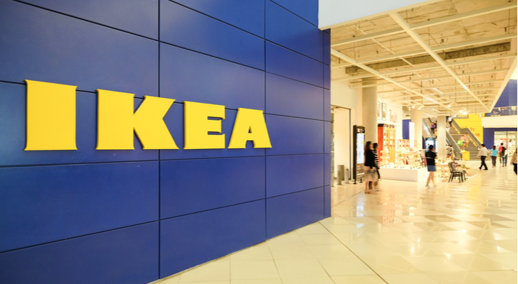 Ikea launches home battery for solar panels in the UK