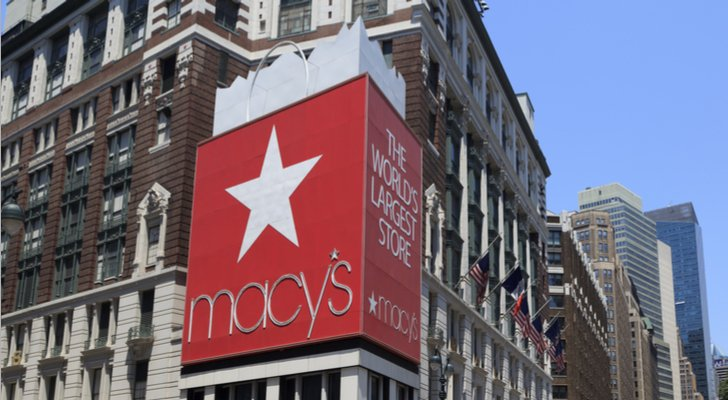 Macy's Inc (M) Stock Surges on reporting First Quarter 2018 Earnings