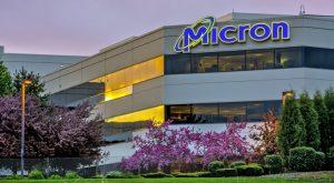 Best Tech Stocks to Buy: Micron (MU)