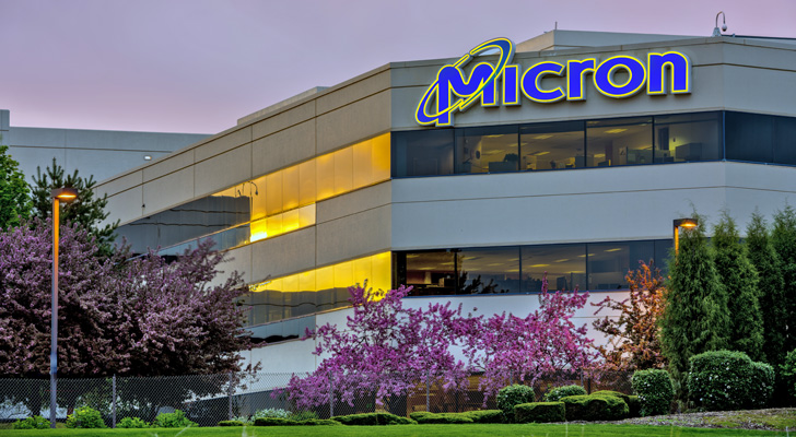 Top Stocks of 2018 No. 9: Micron Technology (MU)