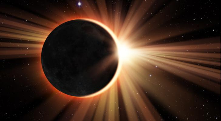 Solar Eclipse: Monday's Cloud Forecast, Timeline