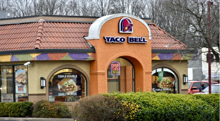 Taco Bell Dollar Menu Debuts $1 Nacho Fries